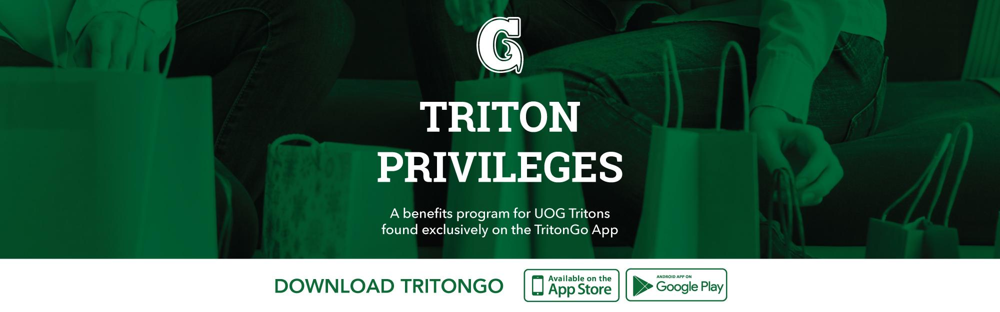 Triton Privileges