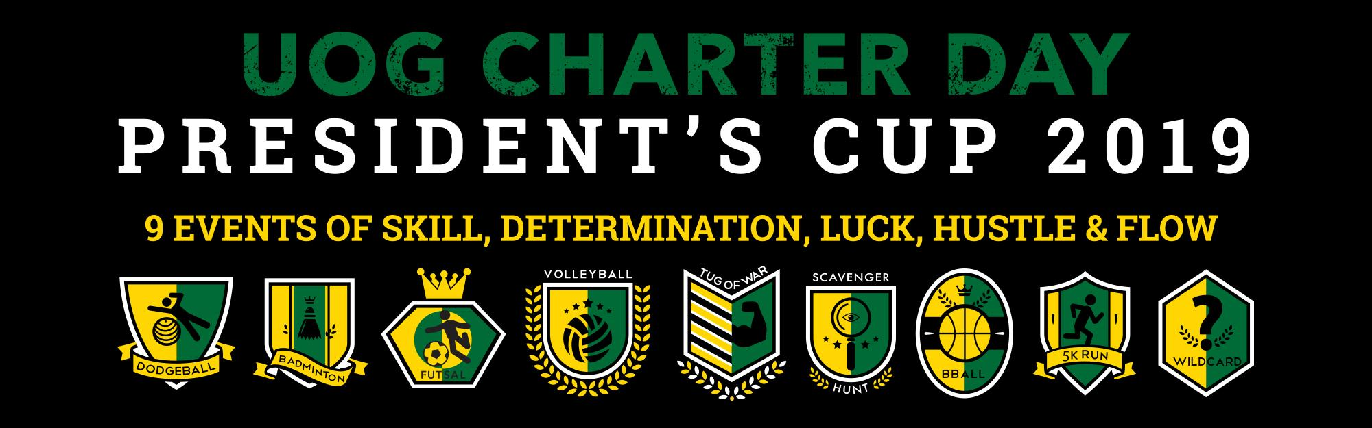 UOG Charter Day President's Cup 2019