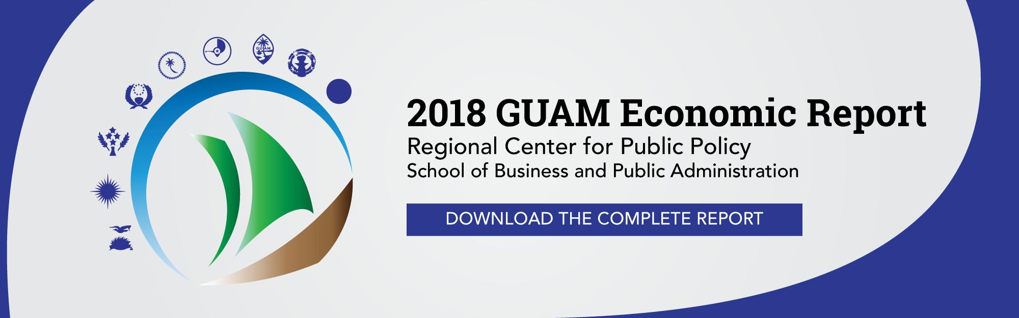 2018 Guam Economic Report
