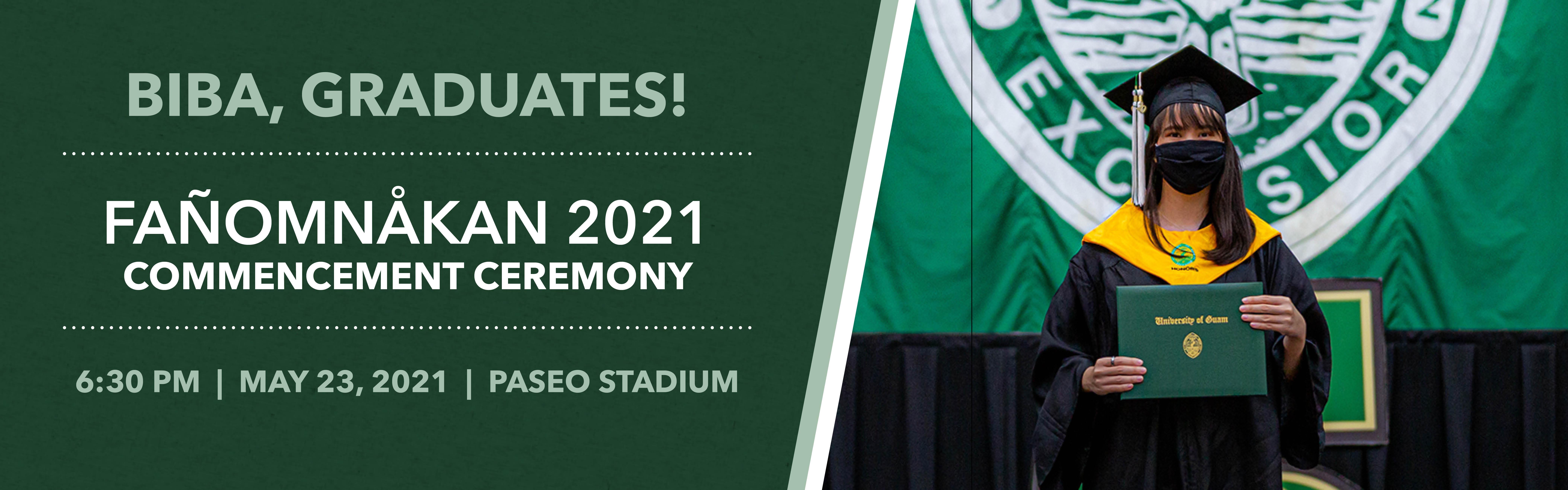 Biba Graduates of Fañomnåkan 2021!