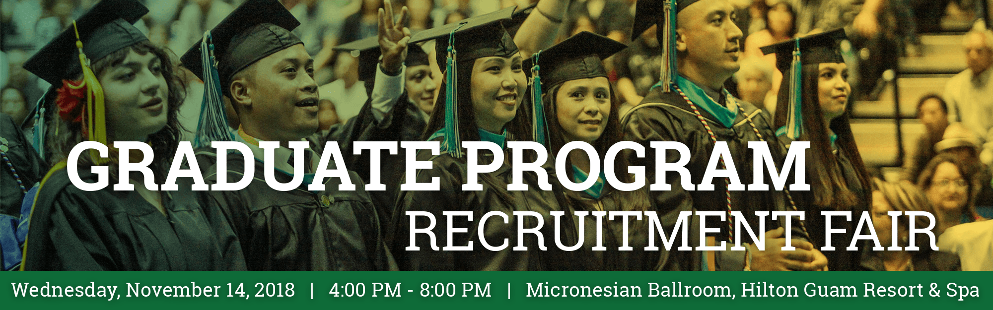 Graduate Program Recruitment Fair