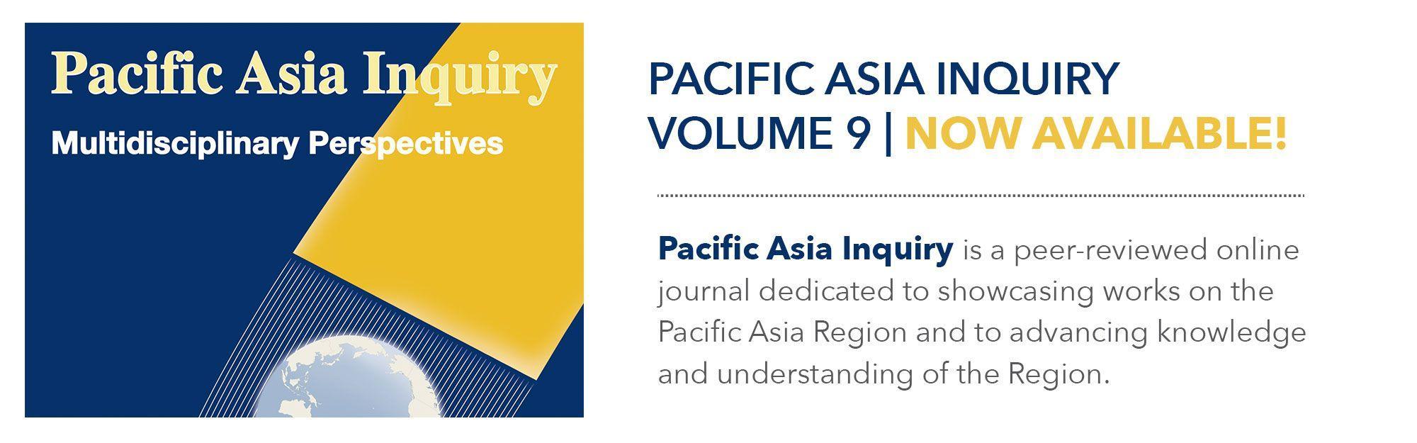 Pacific Asia Inquiry