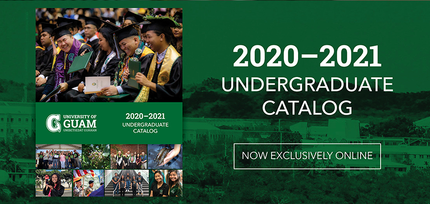 Click to see the 2020-2021 Undergraduate Catalog