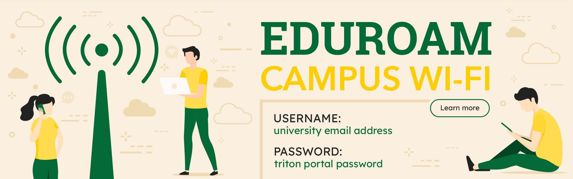Eduroam Campus Wi-Fi