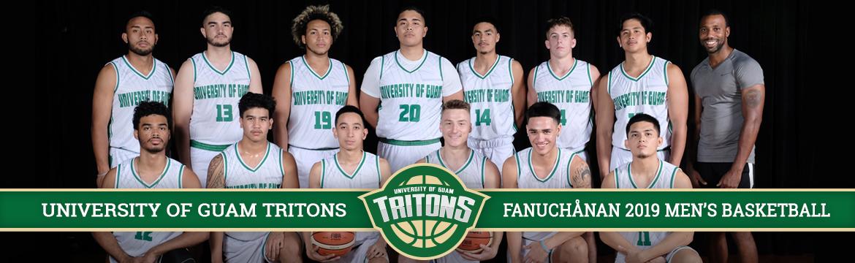 Triton Men's Basketball Team, Fanuchanan 2019