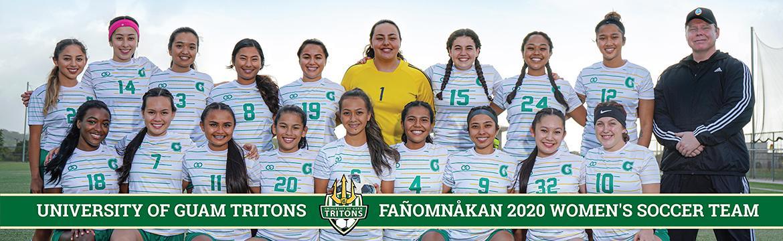 Triton Women's Soccer Team, Fanuchanan 2020