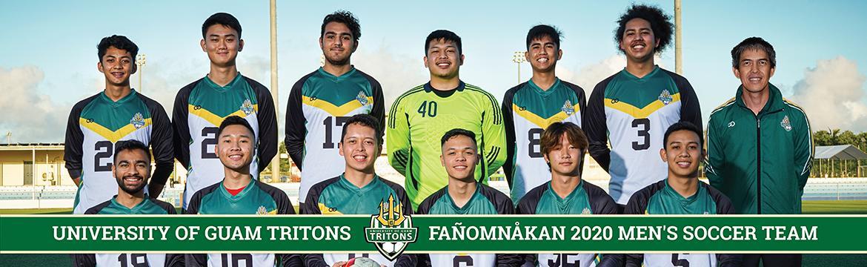Triton Men's Soccer Team, Fanuchanan 2020