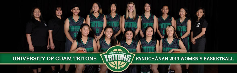 Triton Women's Basketball Team, Fanuchanan 2019