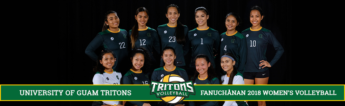 Fall 2018 Women's Volleyball Team