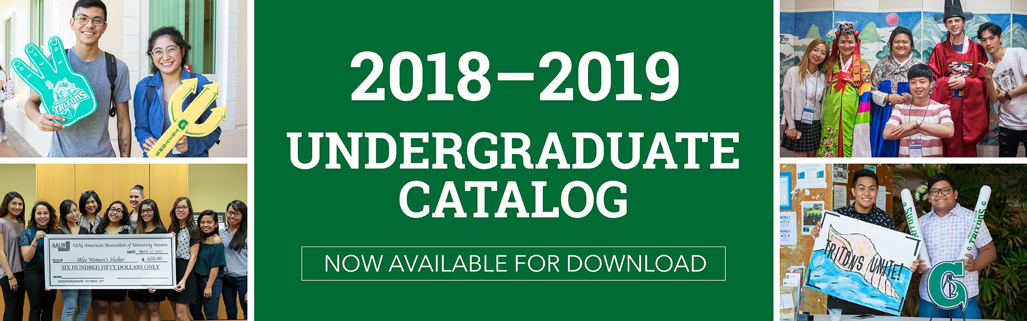 Download the newest catalog.