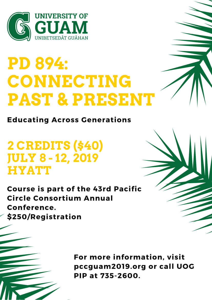 Professional Development Course: Educating Across Generations