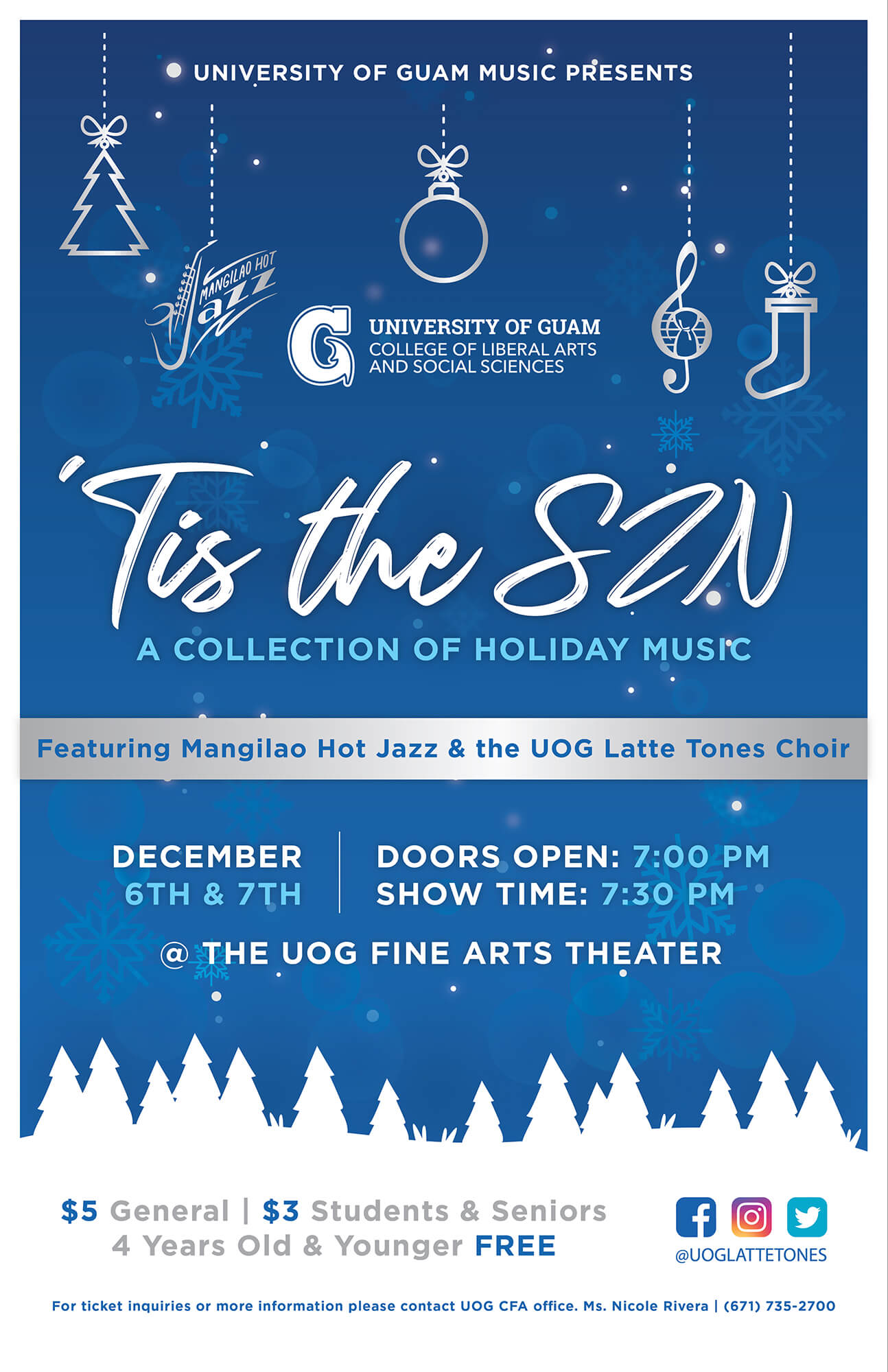 'Tis the SZN Holiday Music Concert