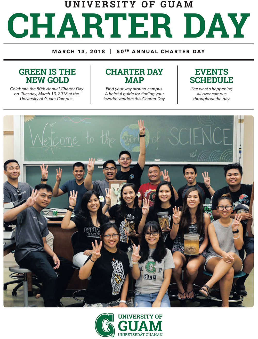 charter day supplement cover