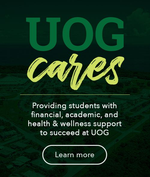 Learn more about UOG Cares