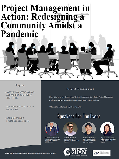 BA-441 Mini Conference: Project Management: Redesigning a Community Amidst a Pandemic in Action