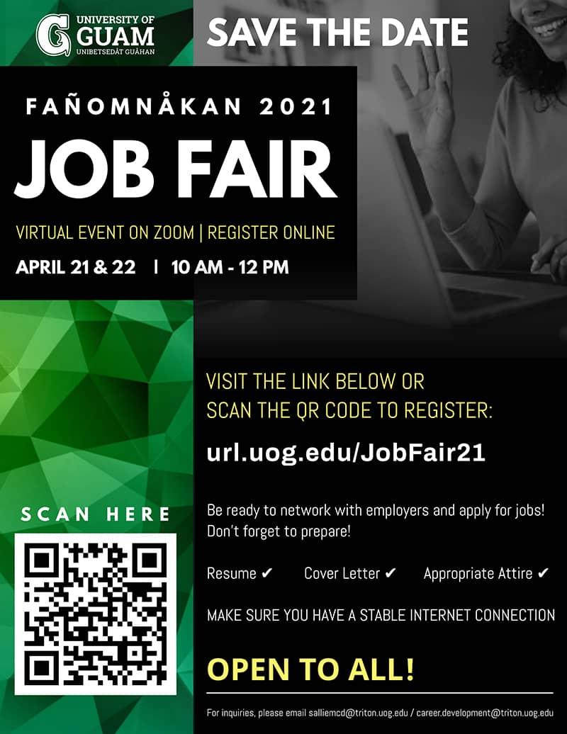 Fanomnakan 2021 Job Fair