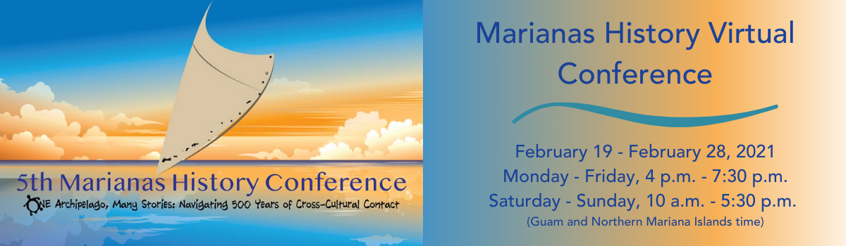 Marianas History Conference banner