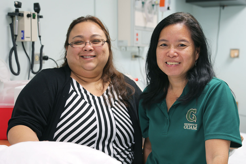 Uog Alumna Establishes Legacy Of Compassion University Of Guam