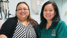 Nursing alumna goes above and beyond to help Guam's homeless.