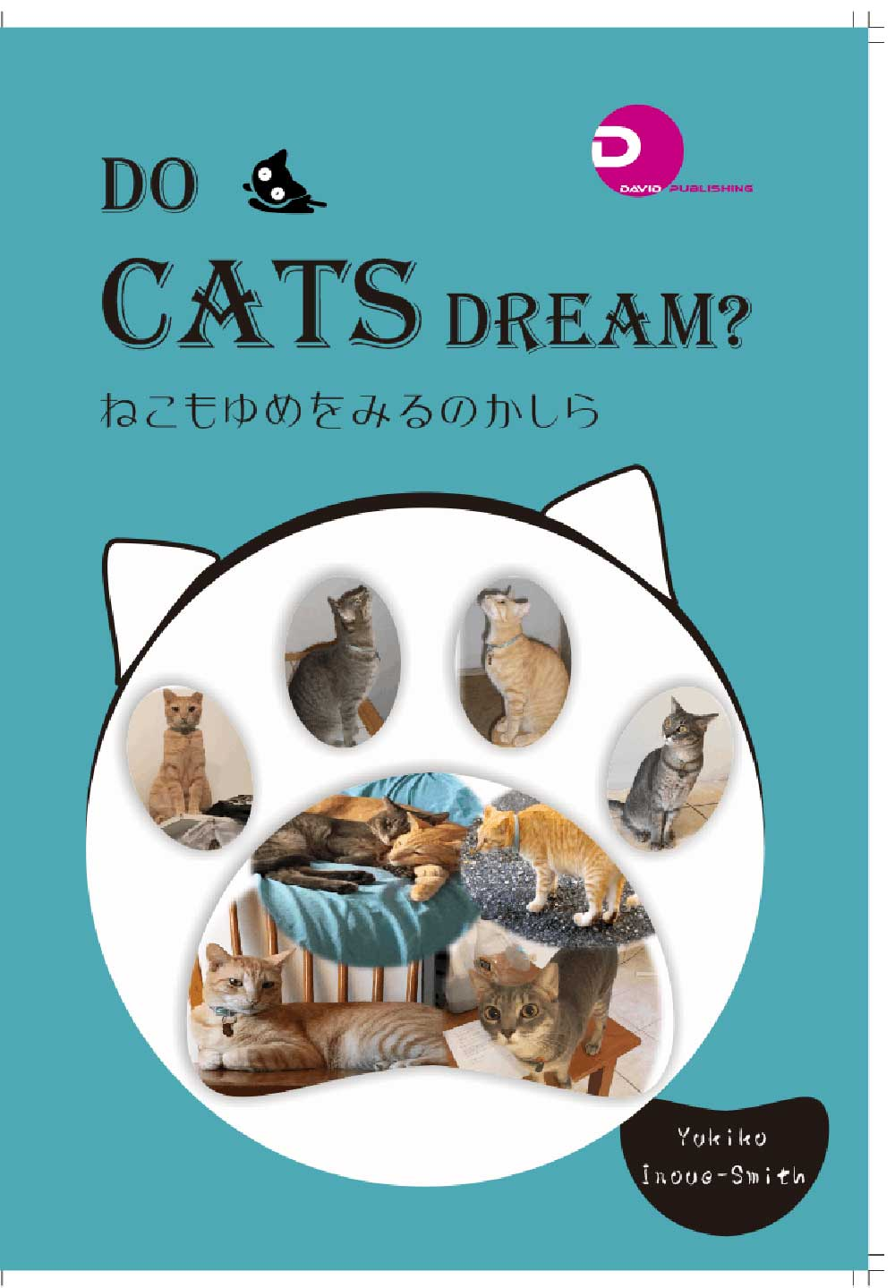 Do Cats Dream Cover