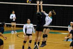 UOG now leads the Guam Women's College Volleyball League with a 3-0 record