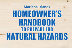 The UOG Sea Grant Program will be handing out free handbooks from 10 a.m. – 2 p.m. tomorrow, July 7, at the Home Depot in Tamuning.