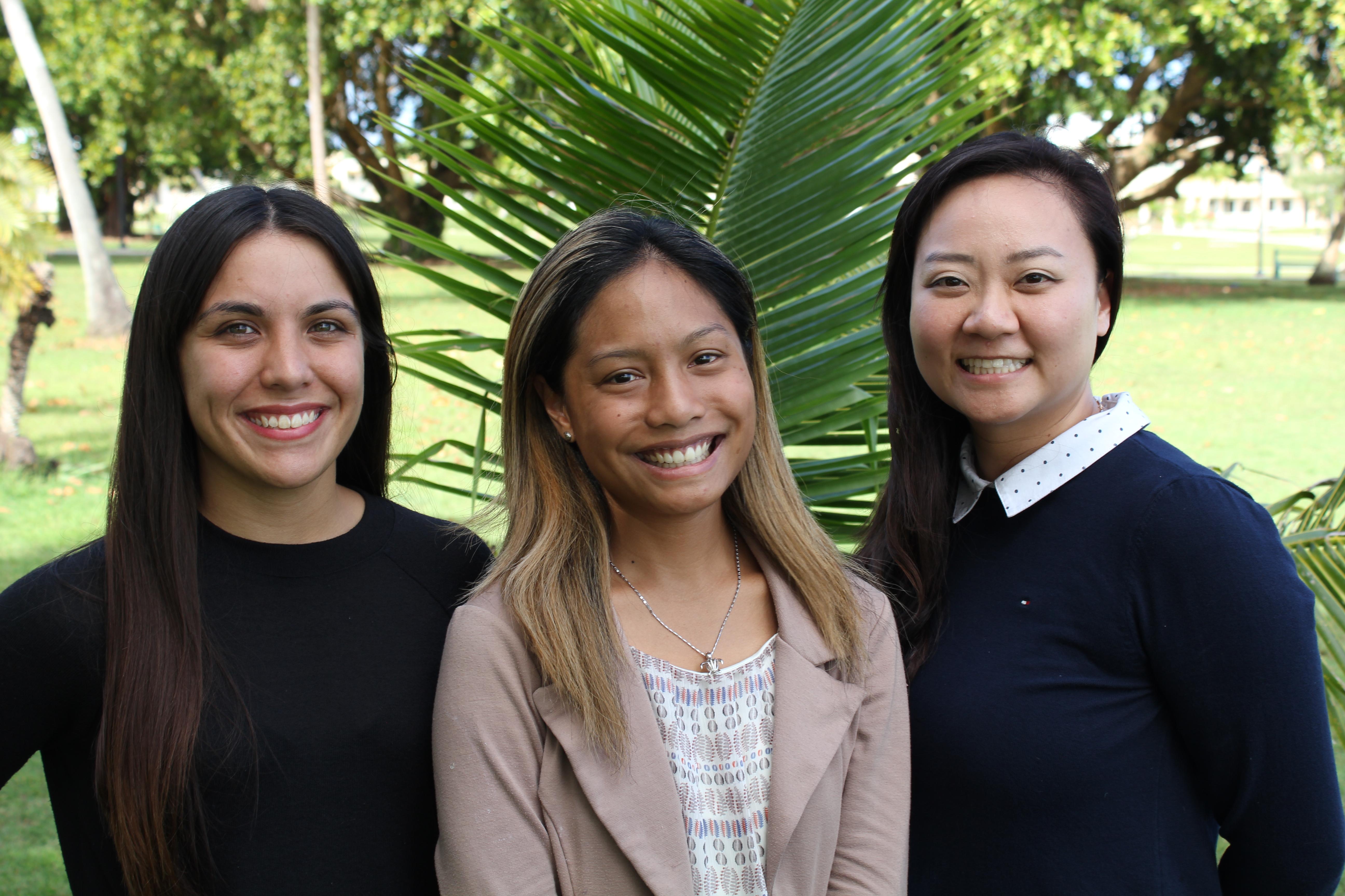 UOG Psych Grads Accepted into Prestigious Doctoral Programs