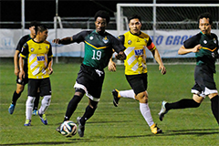 UOG is 13-3-1 on the season and finished 3rd in the Budweiser Premier League regular season and reached the semi-finals of the Premier League Playoffs.