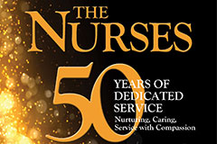 "The University of Guam School of Nursing Alumni Association, in partnership with the UOG School of Nursing, will launch its publication, ""The Nurses: 50 Years of Dedicated Service, Nurturing, Caring, Service with Compassion,"