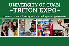 The Triton Expo will showcase degree programs, the admissions process, financial aid opportunities, career paths, student organizations, travel experiences, Triton Athletics, and more!