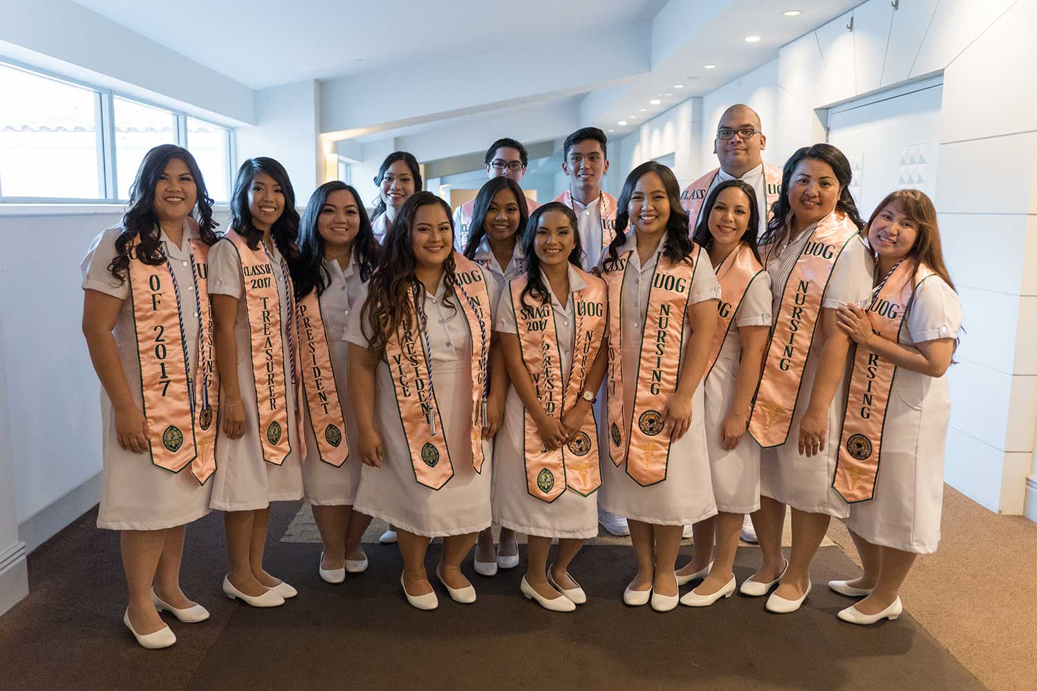Uog Nursing Grads Earn 100 Nclex Pass Rate Two Years Straight