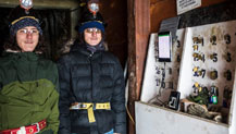 Aaron and Benjamin Rouse recently updated a life-saving measure for miners in Alaska and beyond