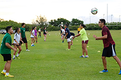 The camps will be instructed by UOG Men's and Women's Soccer Coach Rod Hidalgo with help from UOG Assistant Coaches and student-athletics.