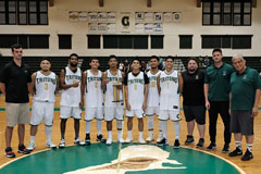 The UOG Tritons for the year, won the Guam Basketball Challenge, the Triton League, and GMCBL for their 30-0 record.