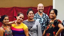 Faculty from the UOG's School of Education will soon head to the Federated States of Micronesia to help aspiring and practicing teachers in the islands earn bachelor's degrees in education.