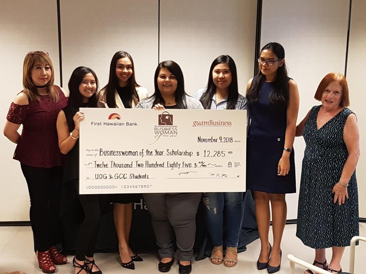 Business Women of the year Scholarship