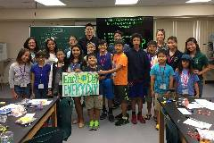 The seven-week Guam GENE-ius day program for fourth to sixth graders will take place during two identical sessions — 10 a.m. to noon and 2 p.m. to 4 p.m. — on Saturdays from Sept. 15 to Oct. 27.