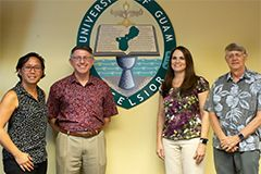 The University of Guam is part of an alliance of 11 Pacific colleges and universities that was cumulatively awarded a $3.9 million grant to increase