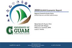 2018 Guam Economic Report cover