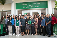 The nursing program at the University of Guam has been granted another eight years of accreditation following its review by the Accreditation Commission for Education in Nursing.