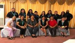 Graduate students bring special education resources to Palau