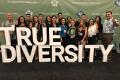 University of Guam students presented their research projects last month at the nation's largest conference