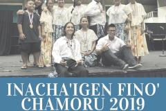2019 Inacha'igen Fino' CHamoru