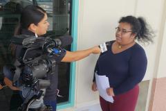 KUAM Sexual Assault Address Interview