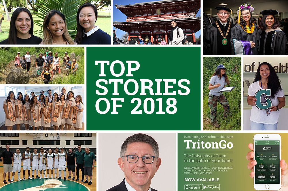 Top Stories of 2018