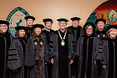 The University of Guam Board of Regents elected new officers at its April 18 meeting.