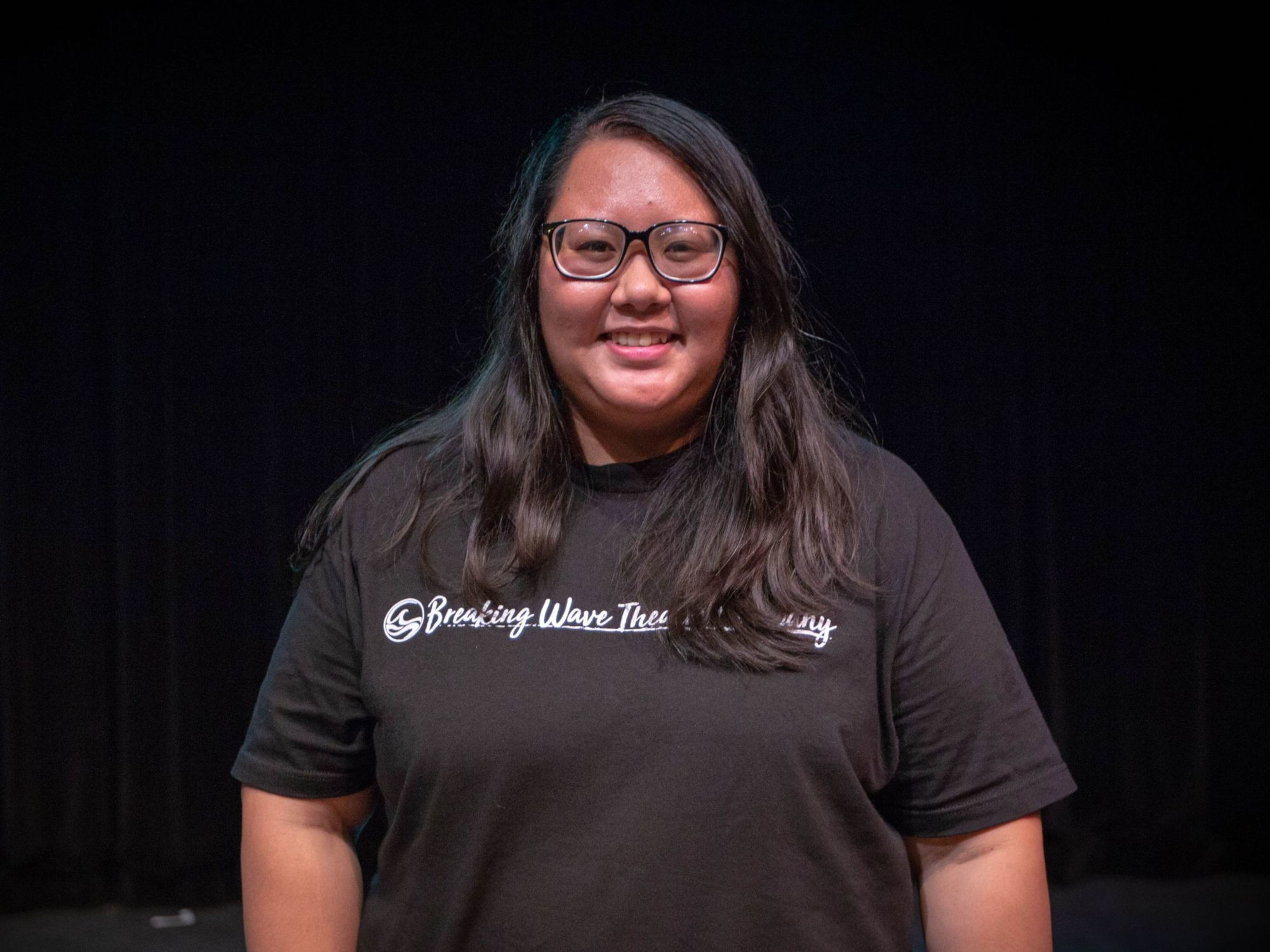 University of Guam theater alumna C.J. Ochoco