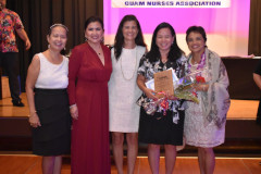 Margaret Hattori-Uchima wins Nurse of the Year Award