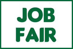 Job seekers island-wide are invited to attend the University of Guam Job Fair, hosted by UOG's Career Development Office from 9 a.m. to 2 p.m. on Wednesday, April 24, at the Calvo Field House.