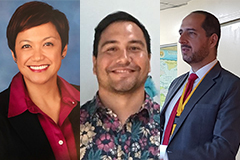 The University of Guam welcomes the following new faculty members to our University Libraries for the 2018-2019 academic year.